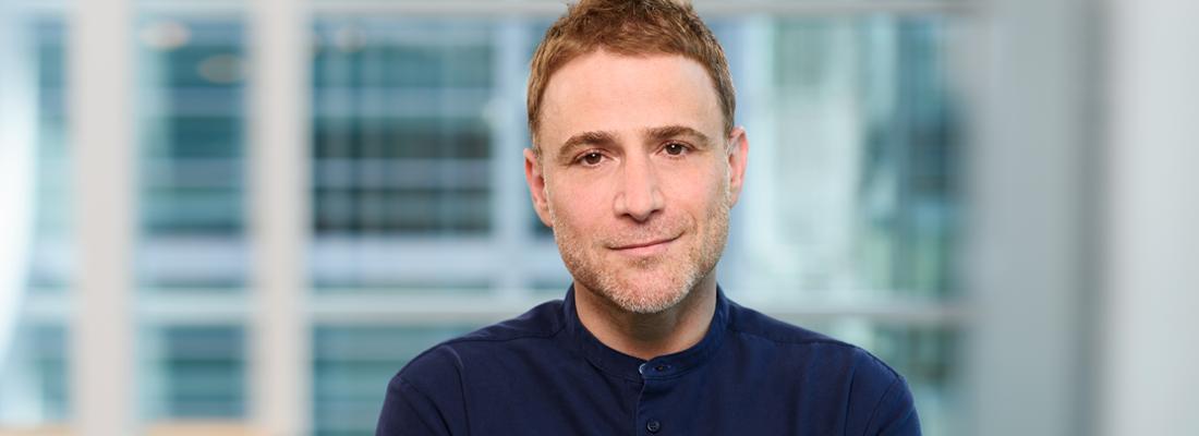 Stewart Butterfield, co-founder of Slack
