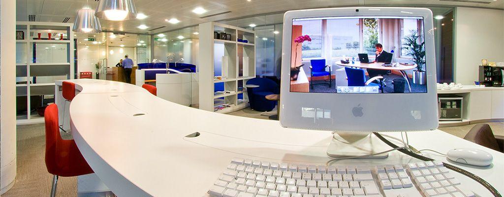 The benefits of an ergonomic office